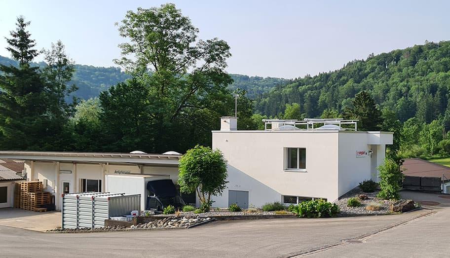 Foto Liegenschaft Schleetalstrasse 15 in Stallikon