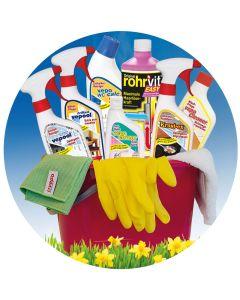 7 Produkte-Set für den Frühjahrsputz