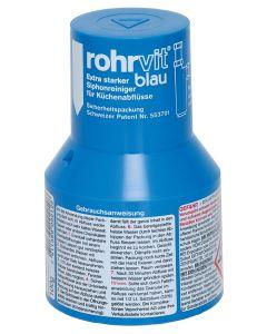 rohrvit blau Sicherheits-Portionenpackung 100 g für eine Anwendung.