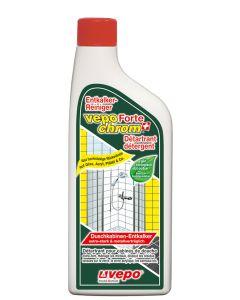 vepochrom Forte Entkalker-Reiniger neu in der handlichen 500 ml Flasche mit Dosierverschluss.