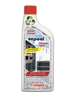vepool Anti-Streifen Schnell-Reiniger Ersatzpackung 500 ml